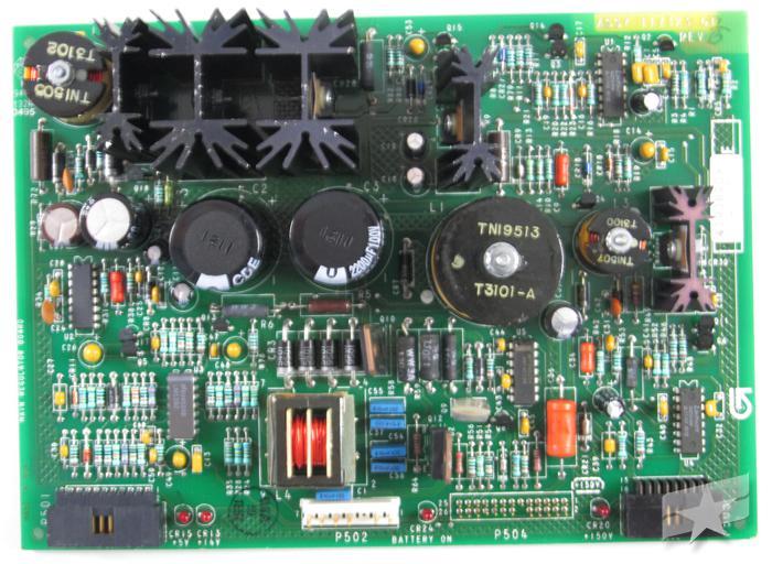 T15857 G1 T17723 G1 T17723 G2 Modular Regulator Board